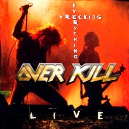 OVERKILL Wrecking Everything (Live) CD.jpg
