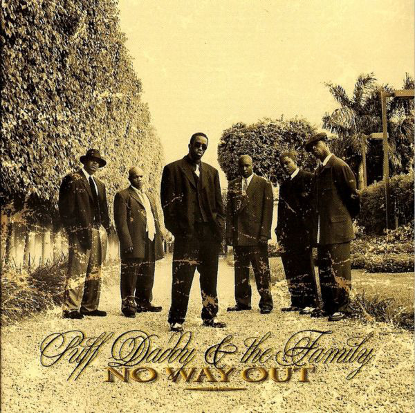 PUFF DADDY & THE FAMILY No Way Out CD.jpg