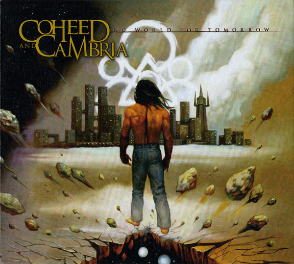 COHEED AND CAMBRIA Good Apollo I'm Burning Star IV Volume Two No World For Tomorrow CD.jpg