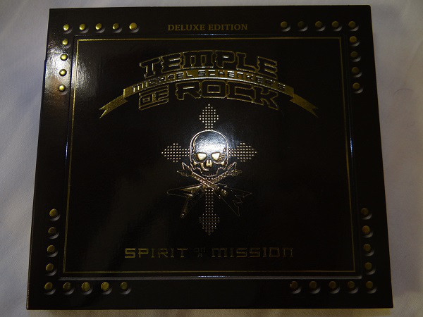 MICHAEL SCHENKER'S TEMPLE OF ROCK Spirit On A Mission (Deluxe Edition, Digipak) CD.jpg