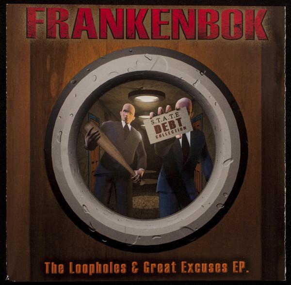 FRANKENBOK The Loopholes & Great Excuses EP CD.jpg