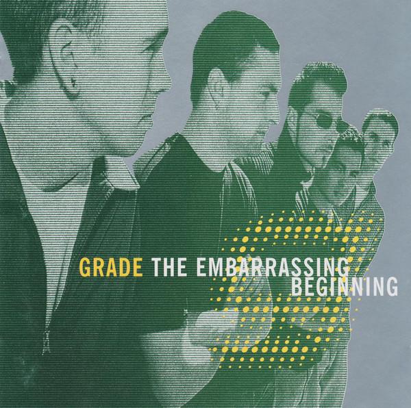 GRADE The Embarrassing Beginning CD.jpg