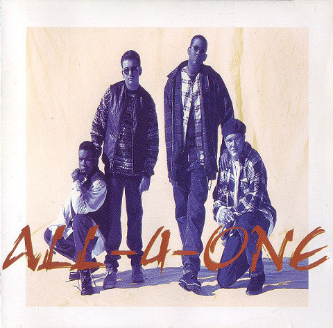 ALL-4-ONE All-4-One CD.jpg