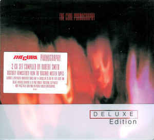 THE CURE Pornography (Deluxe Edition, Remastered, Digipak, Slipcase) 2CD.jpg