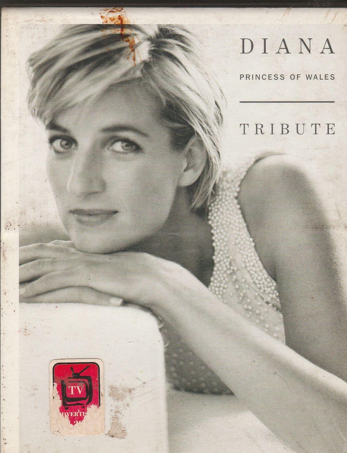 VARIOUS Diana (Princess Of Wales) Tribute CASSETTE.jpg