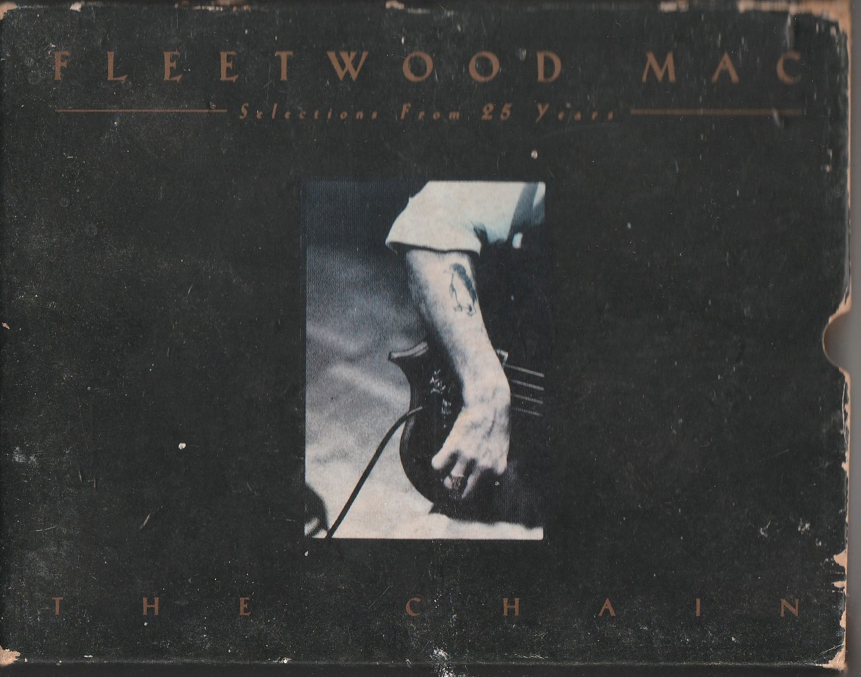 FLEETWOOD MAC Selections From 25 Years The Chain 2-CASSETTE.jpg