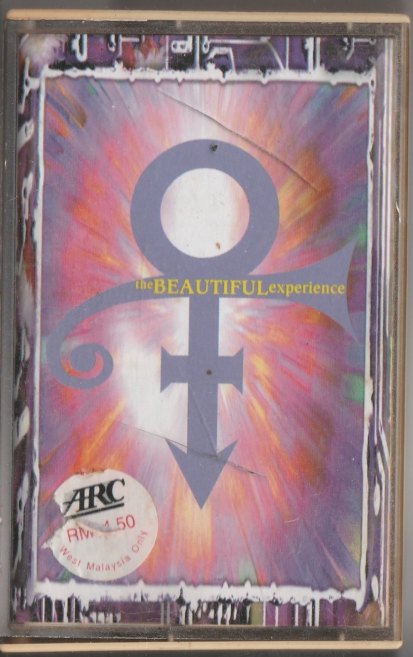 The Artist (Formerly Known As Prince) - The Beautiful Experience CASSETTE.jpg