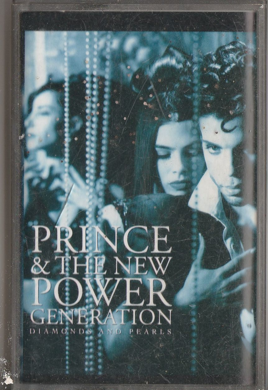 PRINCE & THE N.P.G. Diamonds And Pearls CASSETTE.jpg