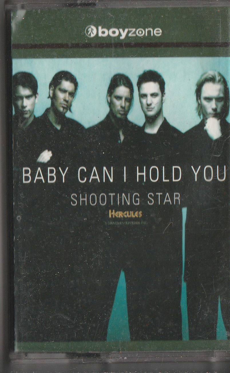 BOYZONE Baby Can I Hold You - Shooting Star CASSETTE.jpg
