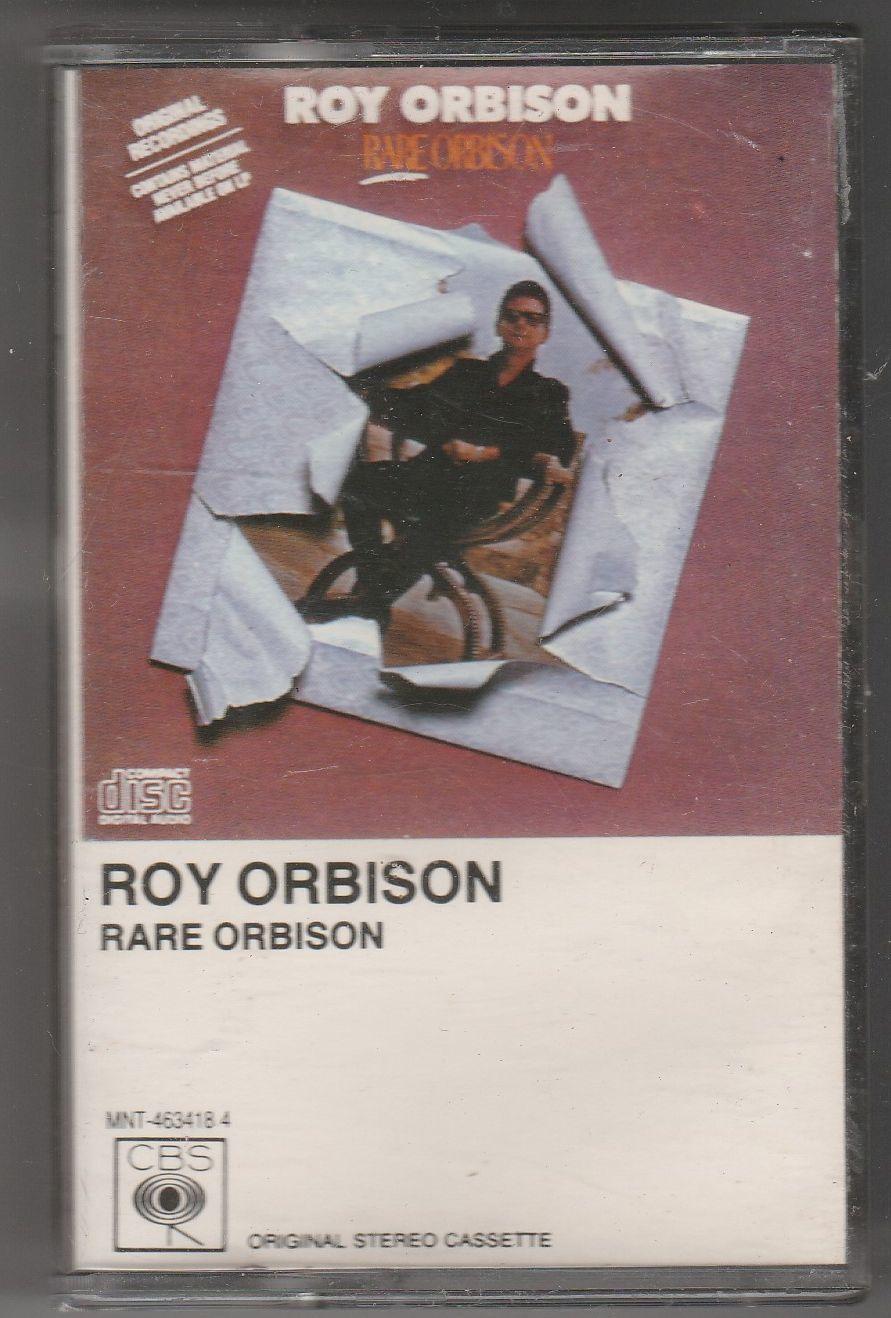 ROY ORBISON Rare Orbison CASSETTE.jpg