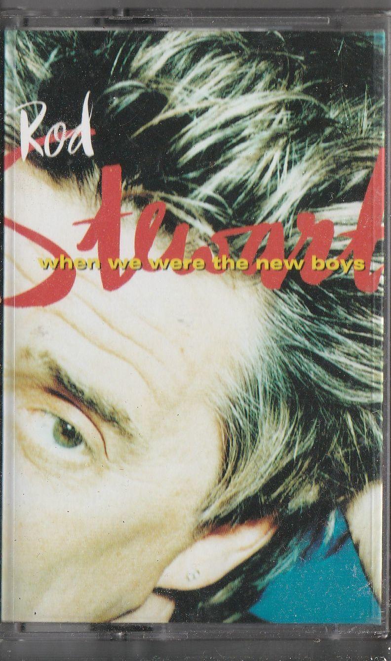ROD STEWART When We Were The New Boys CASSETTE.jpg
