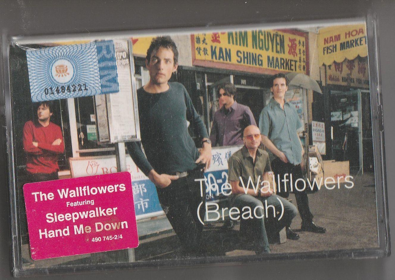 THE WALLFLOWERS (Breach) CASSETTE.jpg