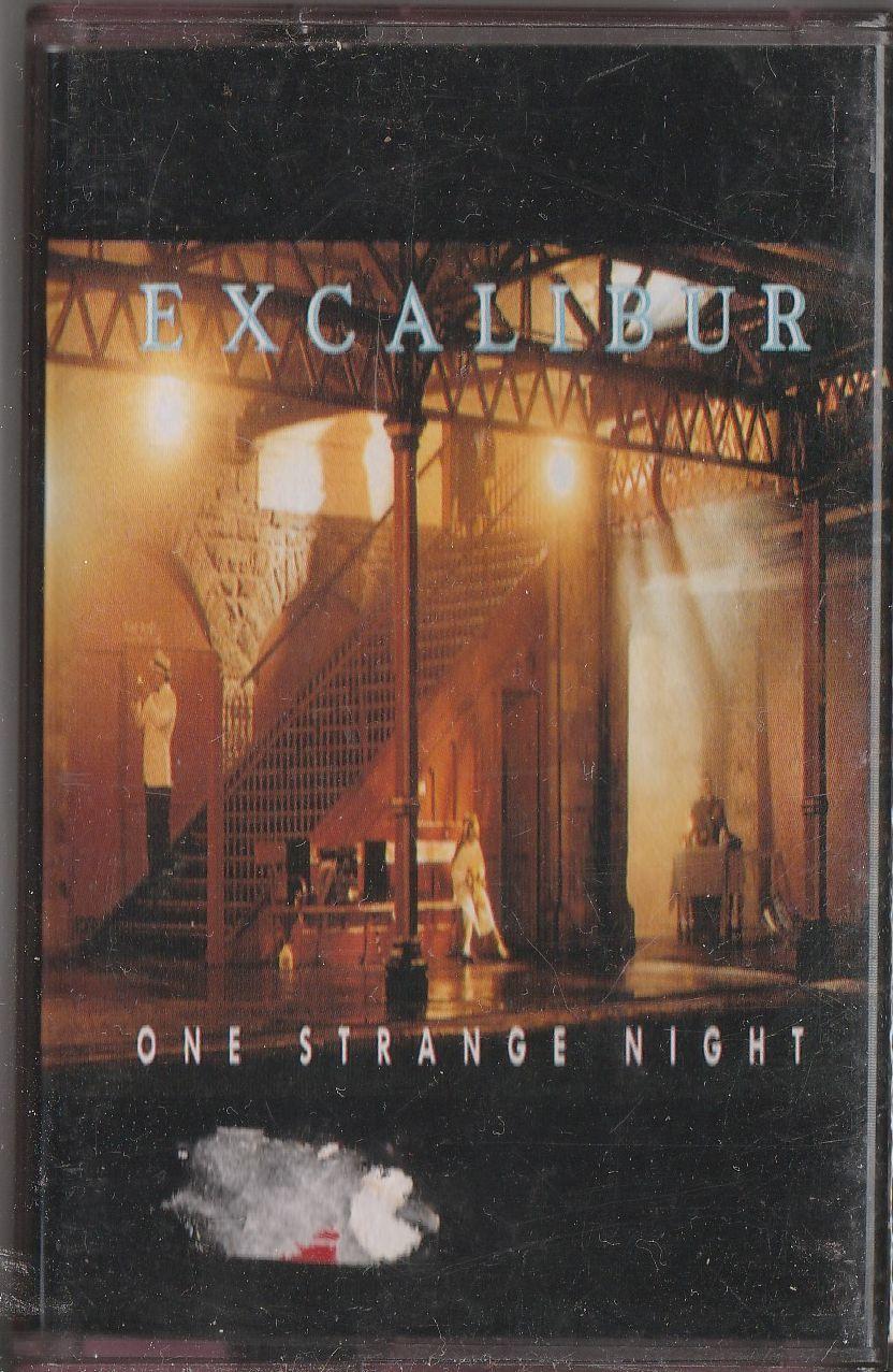 EXCALIBUR One Strange Night CASSETTE.jpg