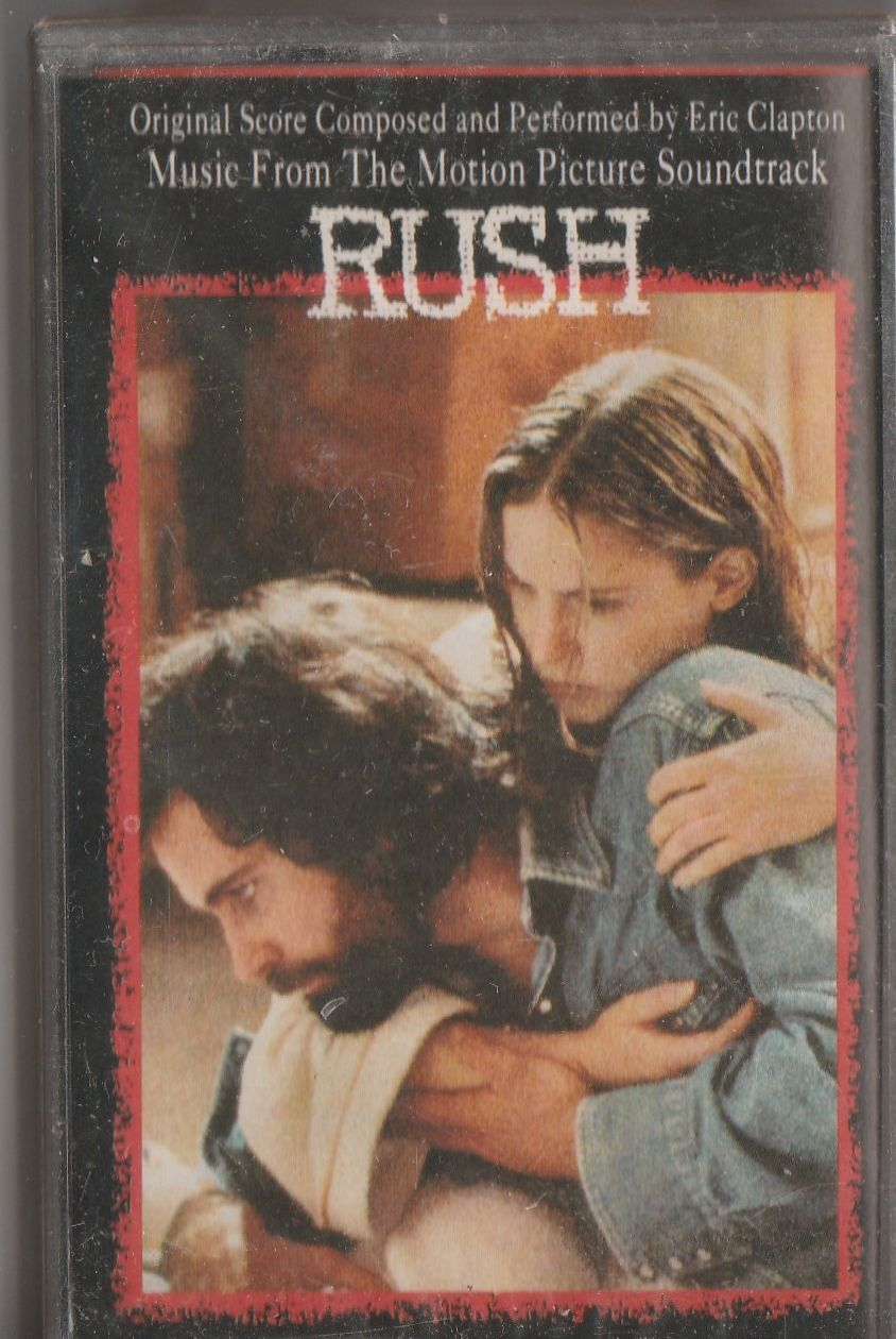 ERIC CLAPTON Music From The Motion Picture Soundtrack Rush CASSETTE.jpg