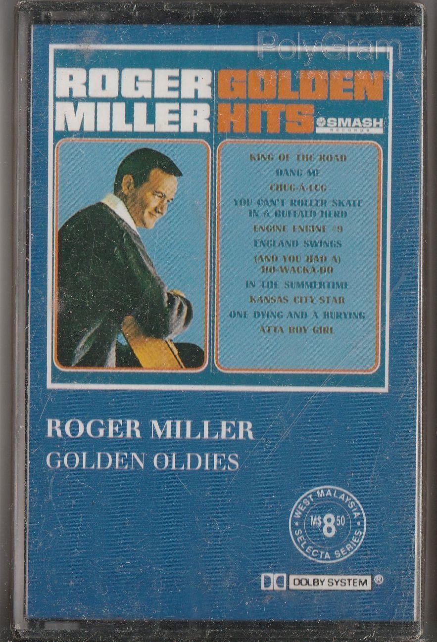 ROGER MILLER Golden Hits CASSETTE.jpg