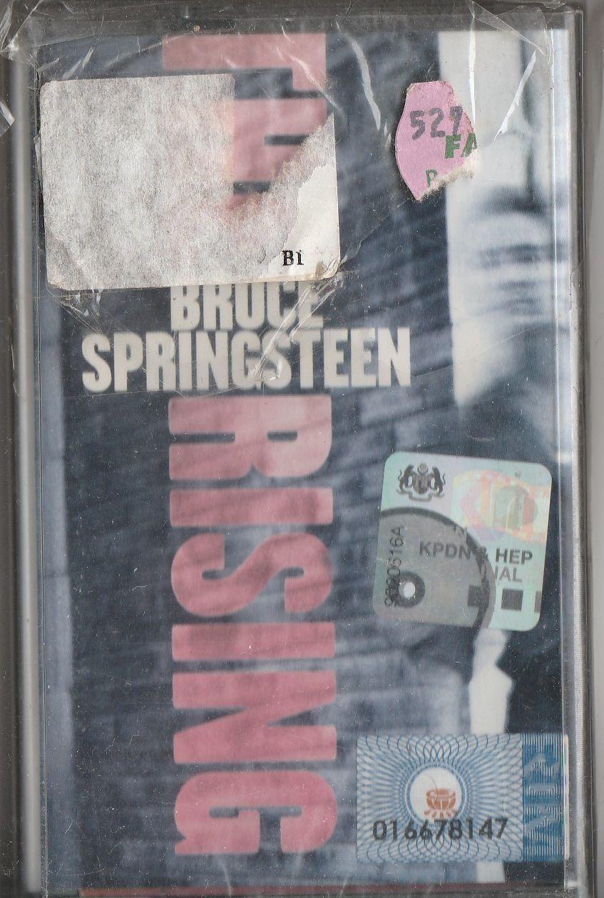 BRUCE SPRINGSTEEN The Rising CASSETTE.jpg