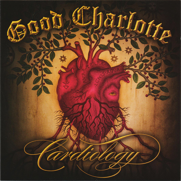 GOOD CHARLOTTE Cardiology CD.jpg