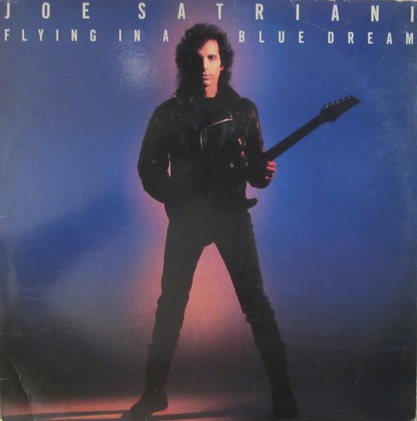 JOE SATRIANI Flying In A Blue Dream CD.jpg