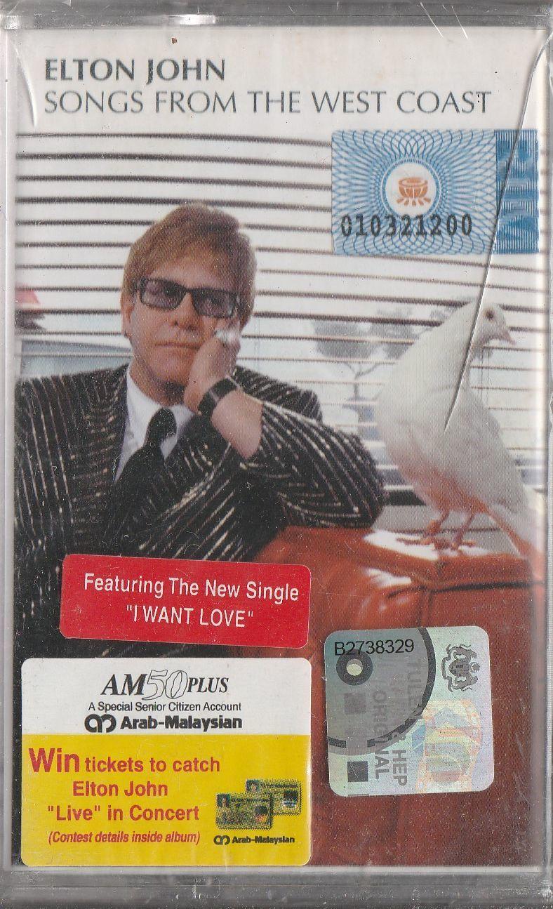ELTON JOHN Songs From The West Coast CASSETTE.jpg