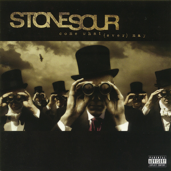 STONE SOUR Come What(ever) May CD.jpg