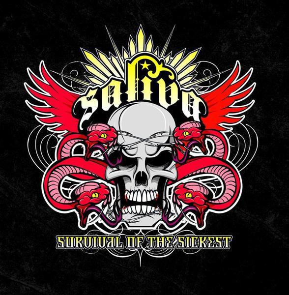 SALIVA Survival Of The Sickest CD.jpg