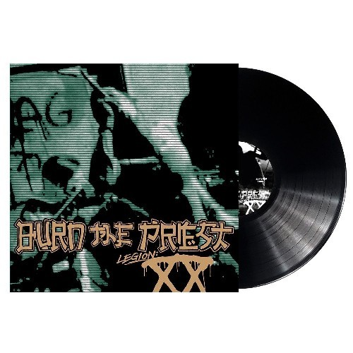 BURN THE PRIEST Legion XX LP.jpg