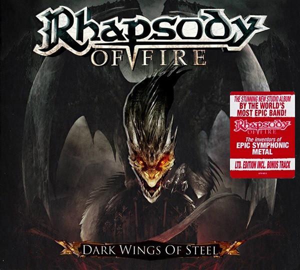 RHAPSODY OF FIRE Dark Wings Of Steel (digipak) CD.jpg
