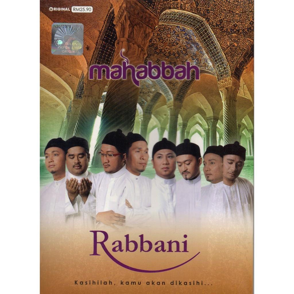 RABBANI Mahabbah CD.jpg