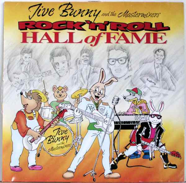 Jive Bunny And The Mastermixers – Rock 'n' Roll Hall Of Fame 2CD.jpg