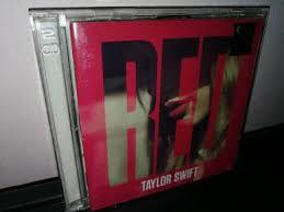 TAYLOR SWIFT Red 2CD.jpg