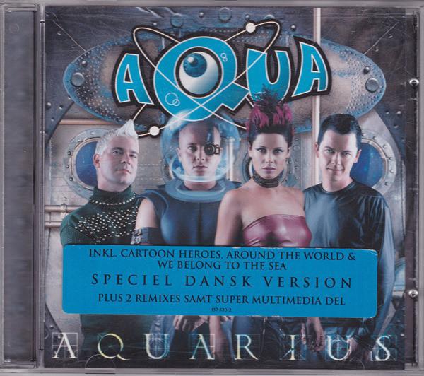 Aqua – Aquarius CD.jpg