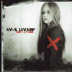 Avril Lavigne – Under My Skin CD.jpg