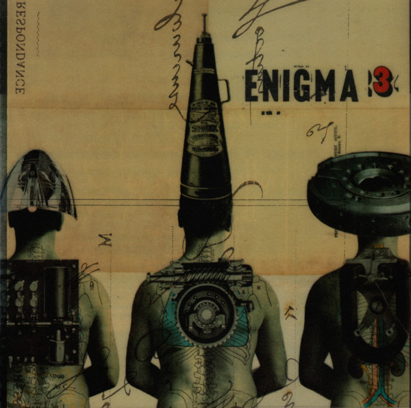Enigma – Le Roi Est Mort, Vive Le Roi! CD.jpg