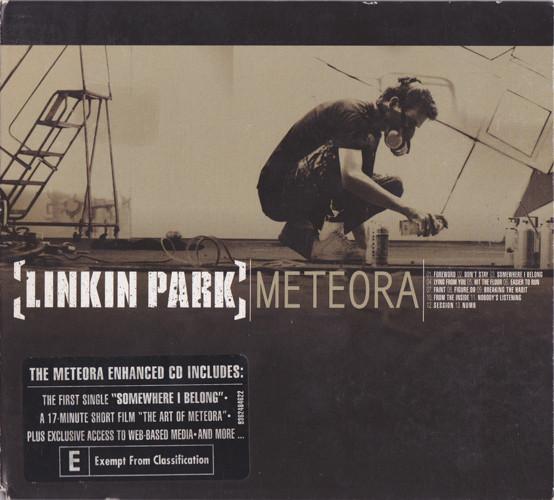 Linkin Park – Meteora CD.jpg