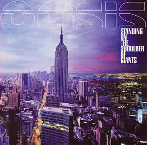 Oasis – Standing On The Shoulder Of Giants CD.jpg