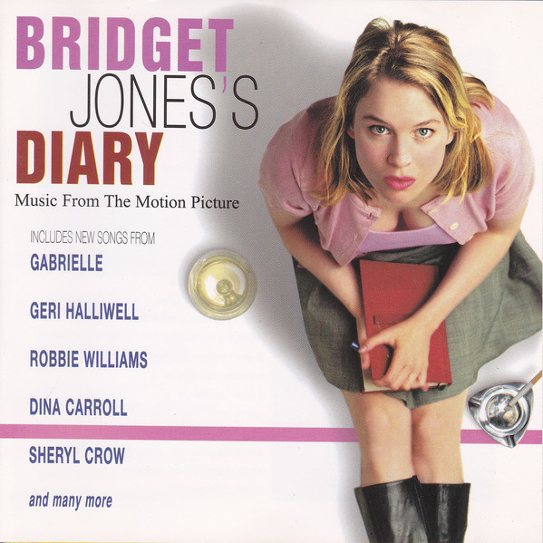 Various – Bridget Jones's Diary (Music From The Motion Picture) CD.jpg