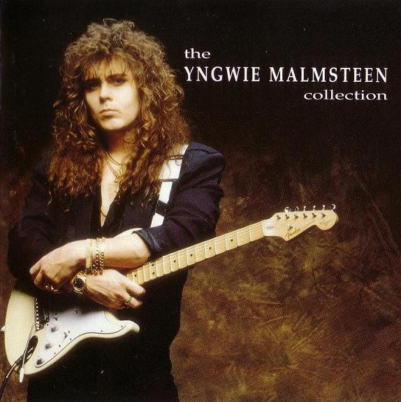 Yngwie Malmsteen – The Yngwie Malmsteen Collection CD.jpg