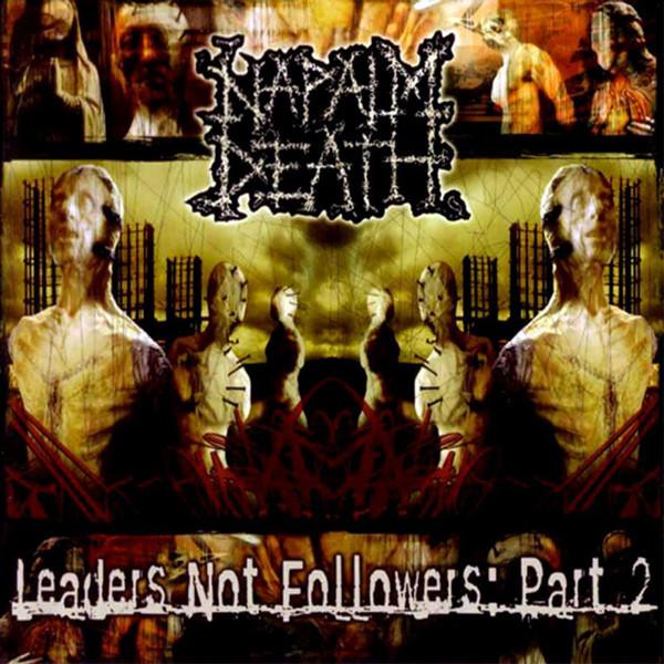 NAPALM DEATH Leaders Not Followers Part 2 LP.jpg