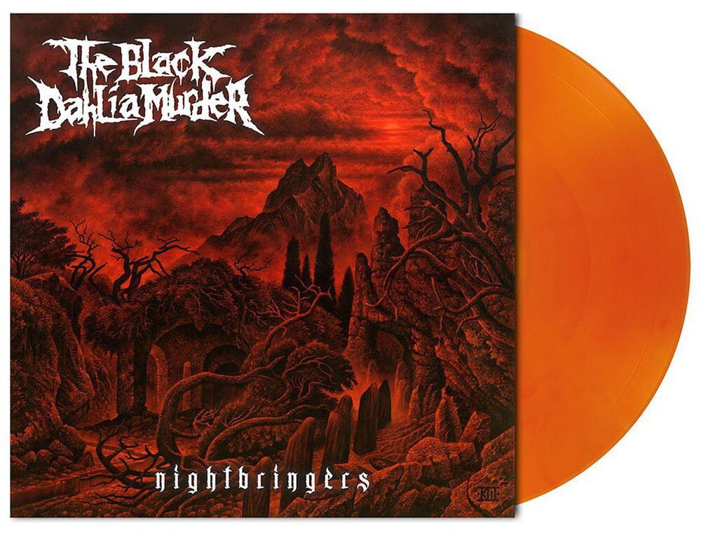 THE BLACK DAHLIA MURDER Nightbringers (Limited Edition, Numbered, Signal Orange) LP.jpg