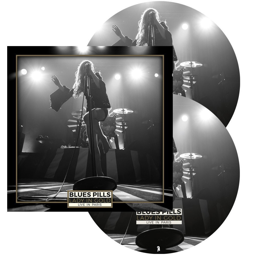 BLUES PILLS Lady in gold - Live in Paris (Limited Edition, Picture Disc) 2LP.jpg