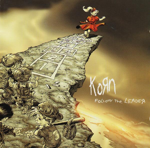Korn – Follow The Leader CD.jpg