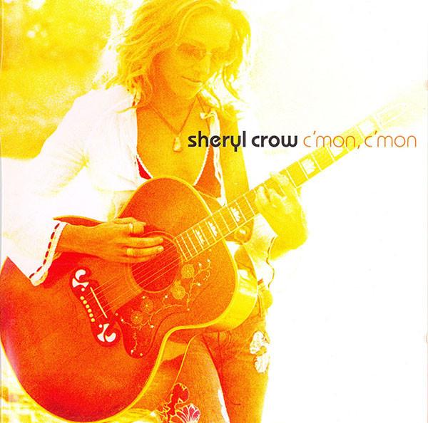 Sheryl Crow – C'mon, C'mon CD.jpg