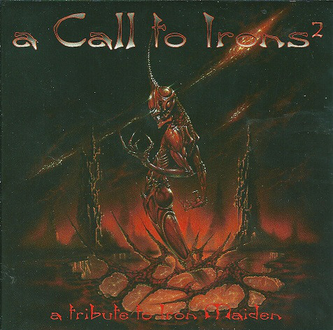 Various ‎– A Call To Irons 2 - A Tribute To IRON MAIDEN 2 CD.jpg