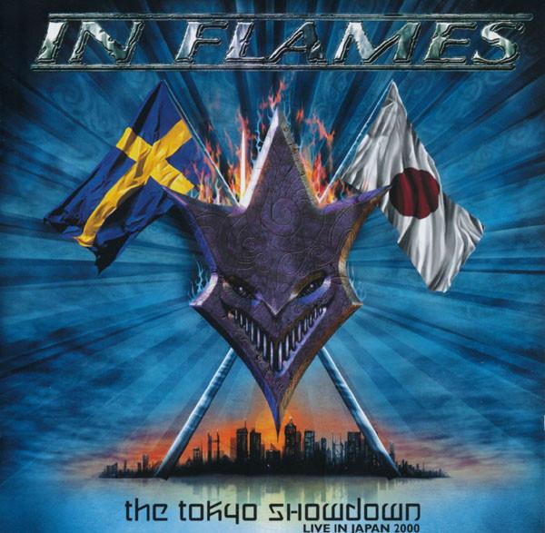IN FLAMES The Tokyo Showdown - Live In Japan 2000 CD.jpg