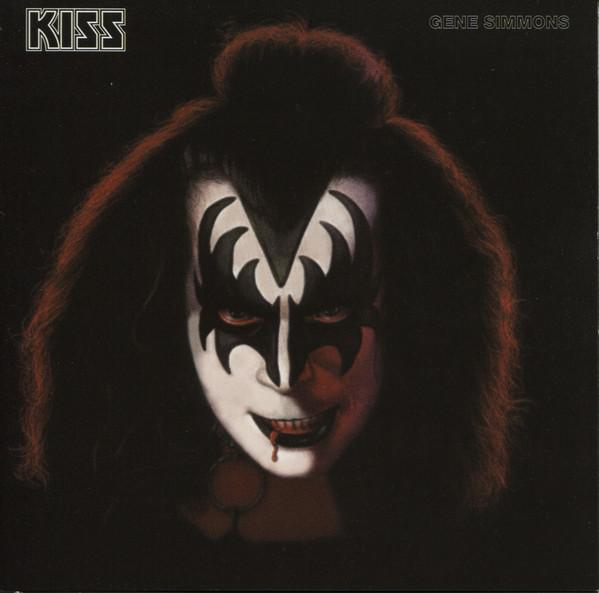 KISS GENE SIMMONS Gene Simmons CD.jpg
