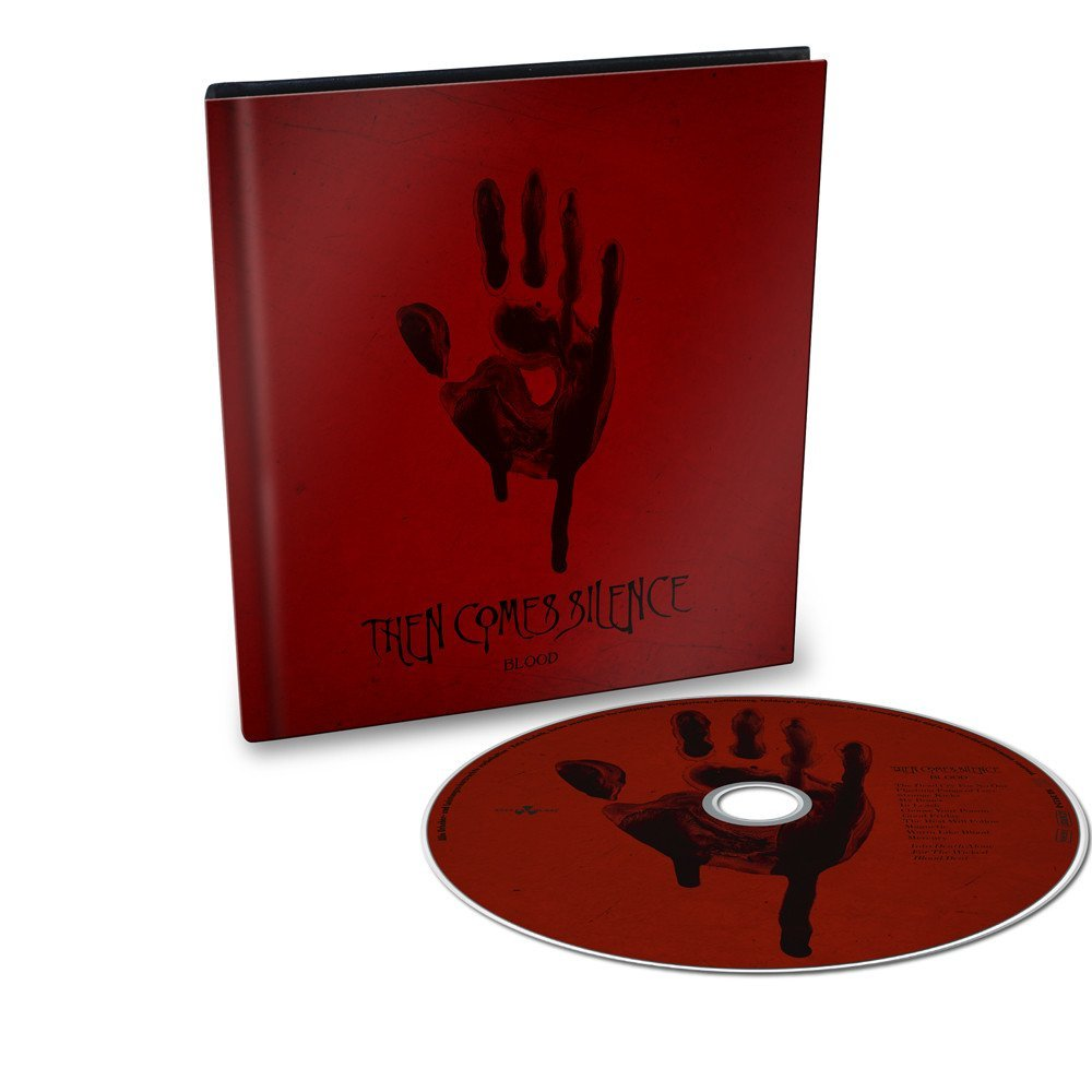 THEN COMES SILENCE Blood (Limited Edition, Digibook) CD.jpg