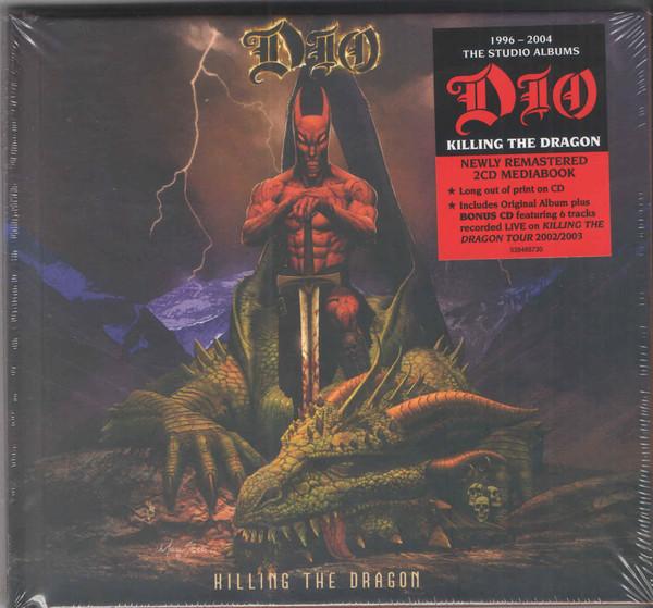 DIO Killing The Dragon (Deluxe Edition, Mediabook) 2CD.jpg