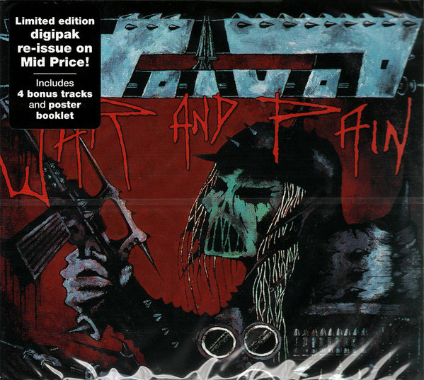 VOIVOD War And Pain (Reissue, Digipak) CD.jpg