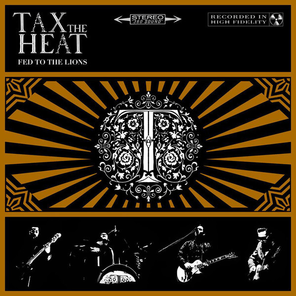 TAX THE HEAT Fed To The Lions CD.jpg