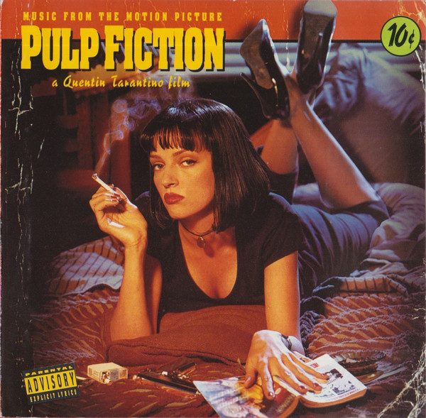 Various – Pulp Fiction (Music From The Motion Picture) CD.jpg
